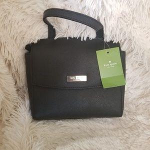 NWT Kate Spade Mini Alisanne Black Bag